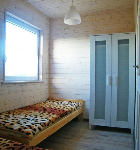 Domek I piętro - II sypialnia