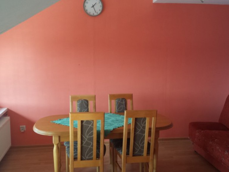 salon na piętrze