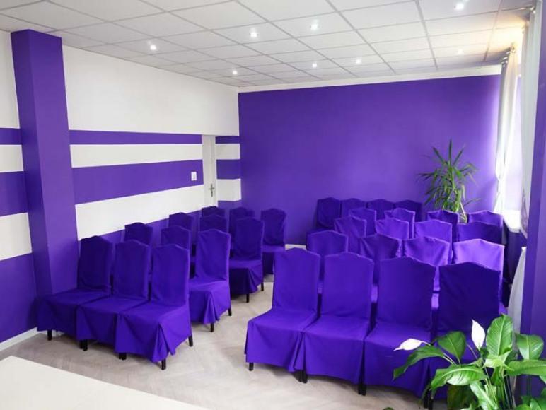 Sala na prezentacje i konferencje