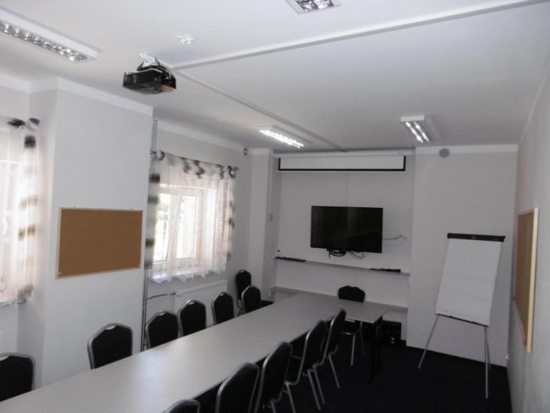 """Sala konferencyjna - budynek """"Orle Gniazdo"""""""