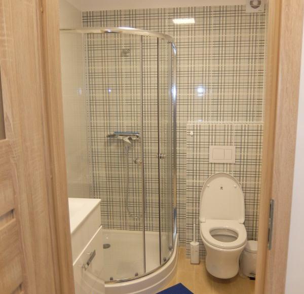 przykładowe łazienki w Komandor 1