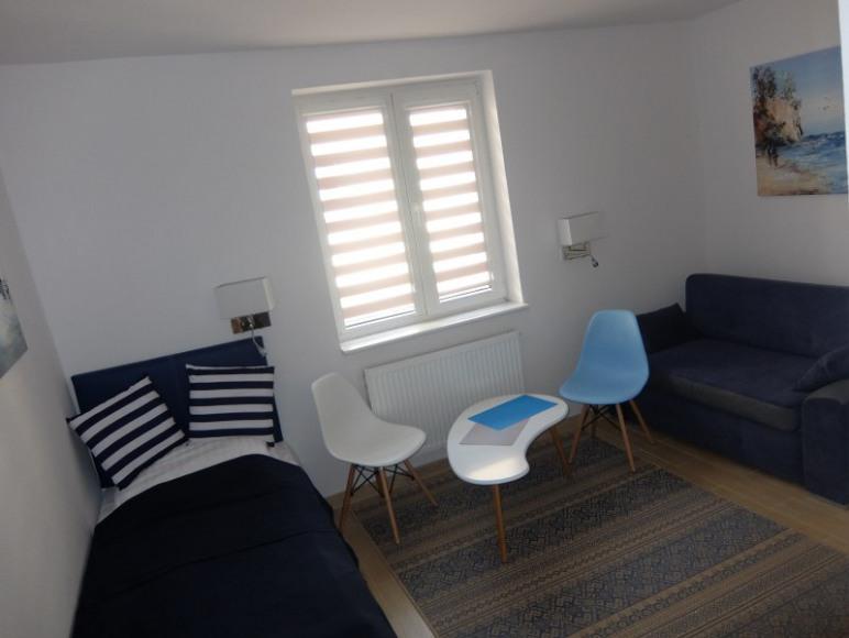 apartament (pierwszy pokój)