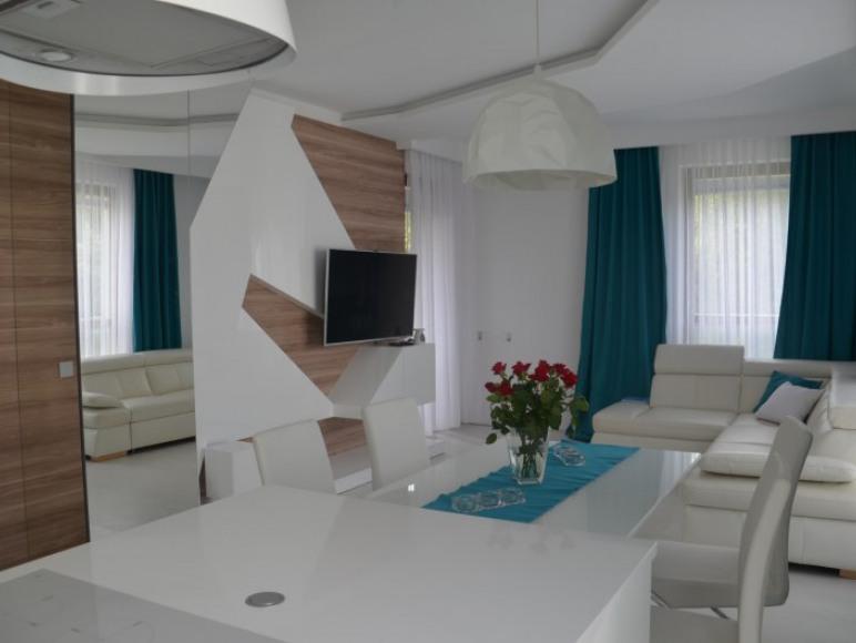 Apartament Nadmorski Dwór