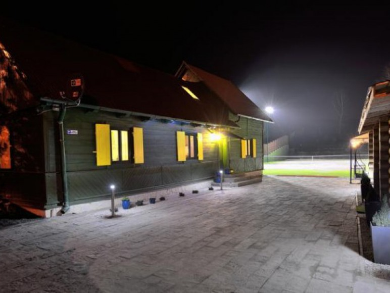 Chata Pod Bocianem