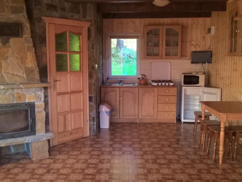 Salon domków z 2 pokojami