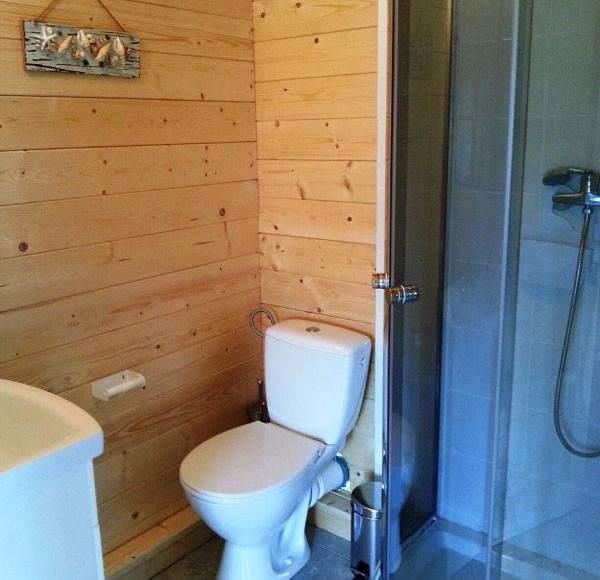 łazienka domek