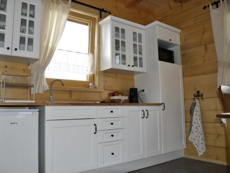 Domki Widokówka z widokiem na Tatry - aneks kuchenny