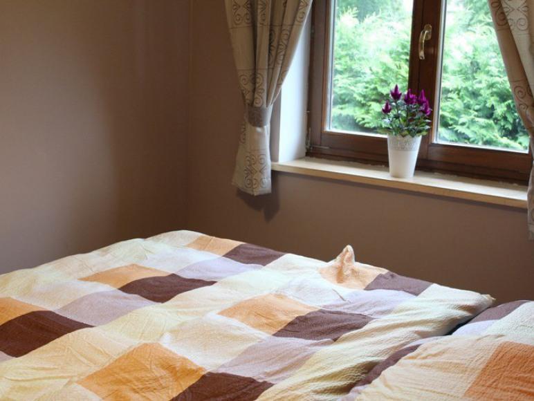 druga sypialnia na parterze
