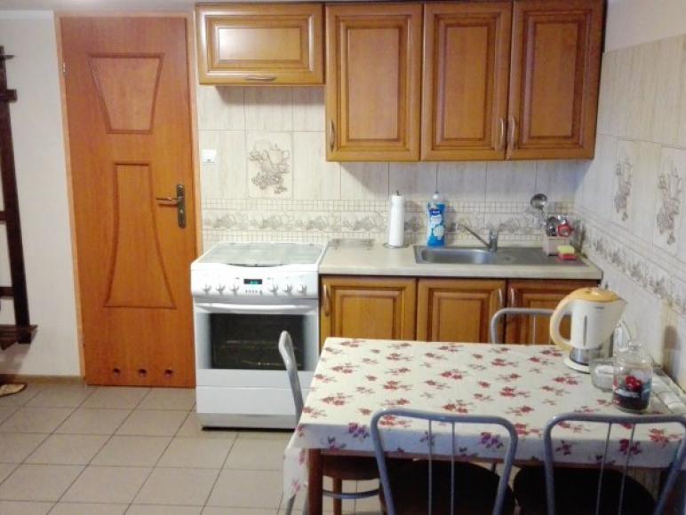Kuchnia dla pokoju Róża i Miodowy