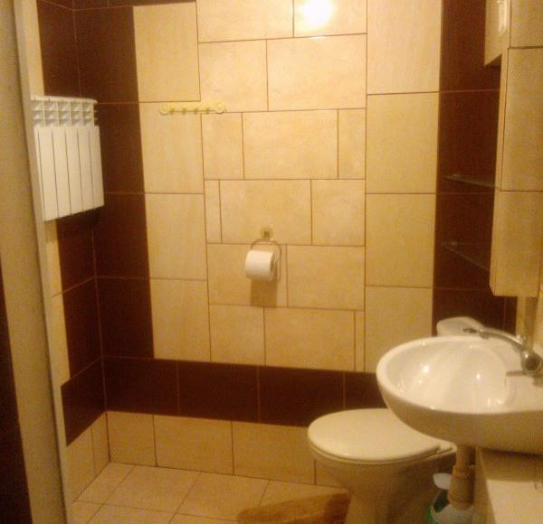 łazienka pokoju Róża