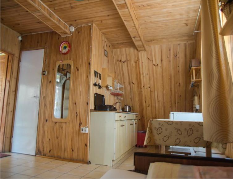 Domek drewniany typu BRDA mała