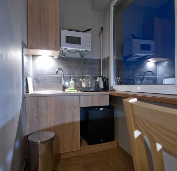 Aneks kuchenny w pokoju Londyn