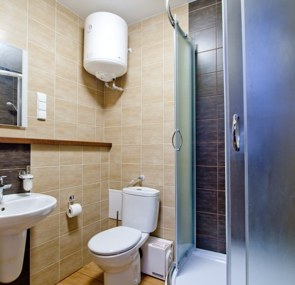 Łazienka w pokoju New York