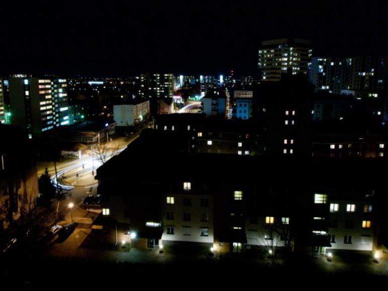 Widok - panorama miasta