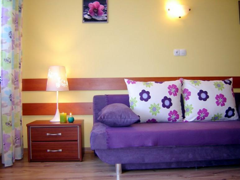 Pokoje Gościnne Kubuś, Domek, Apartament