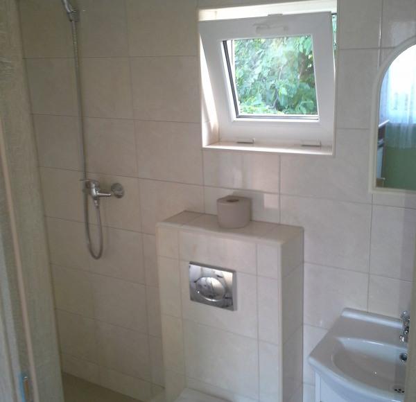 Pawilon łazienki we wszystkich pokojach identyczne