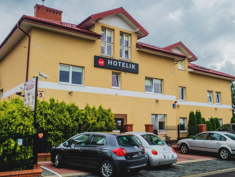 Raszyn - Hotelik Jankowski