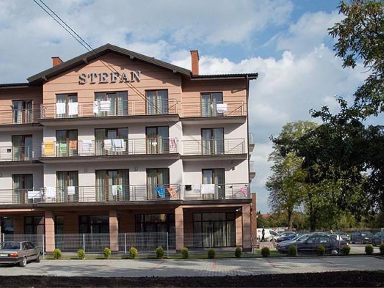 Sanatorium Stefan