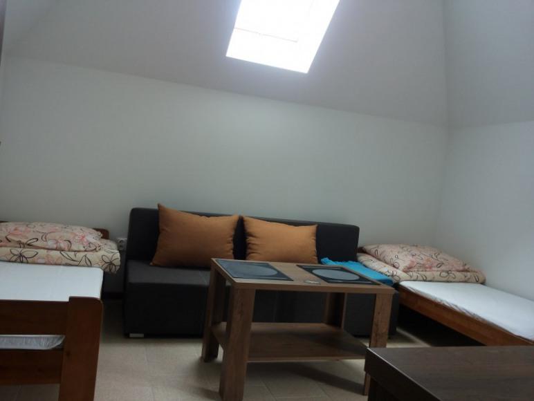 Pokój 2-3-4 osobowy