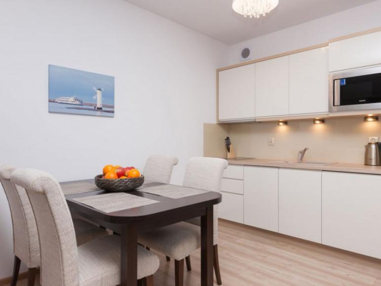 Apartament Deluxe Polanki z Garażem