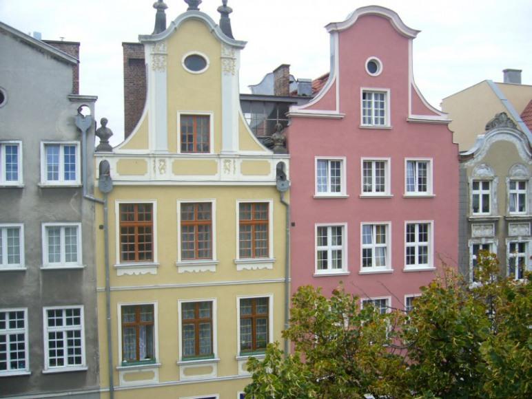 Apartament Gdańsk Starówka