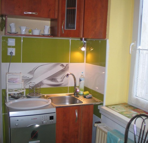 Apartament Pasja I-Kuchnia