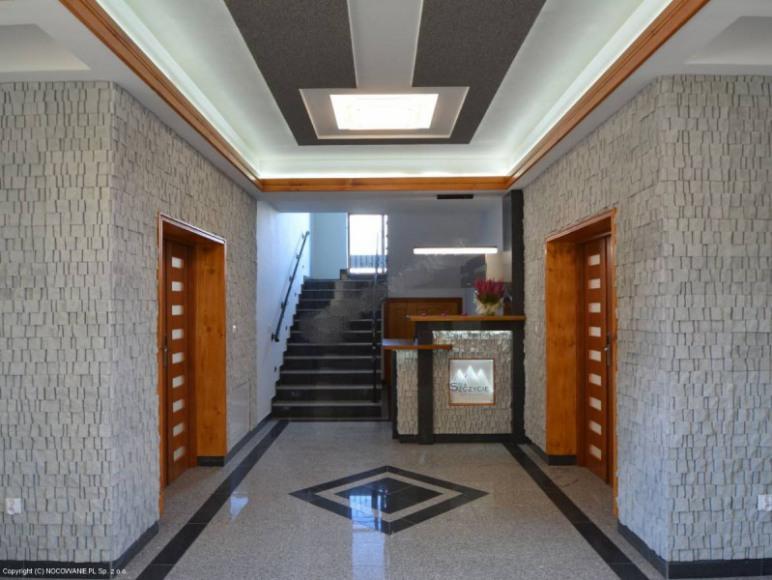 Dom Wczasowy Na Szczycie