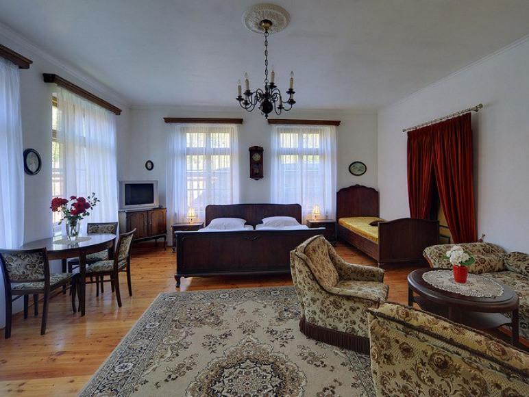 pokój kasztanowy