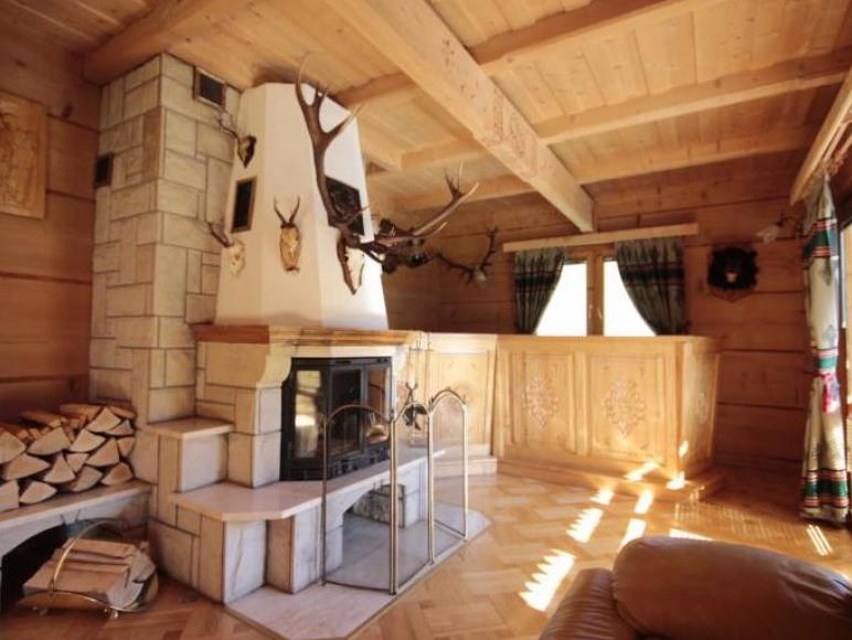 Domek wypoczynkowy góralski u Horarów pod Grapą