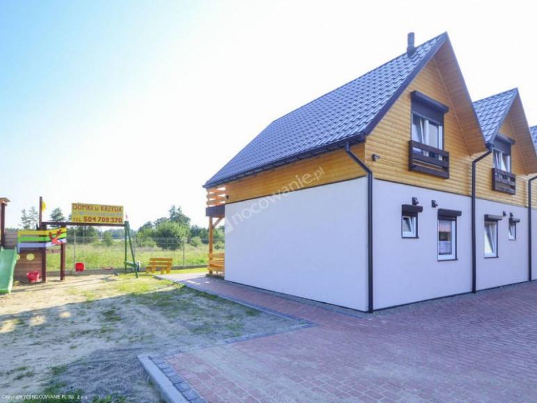 Domki u Krzysia