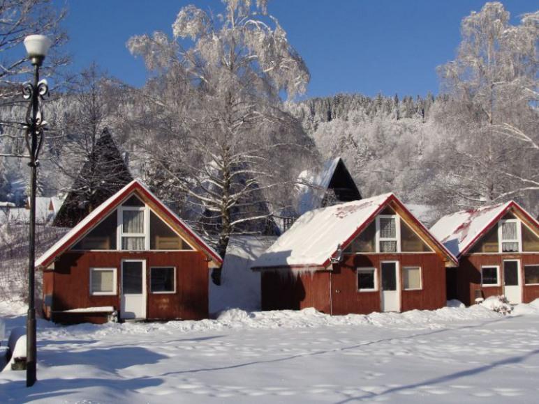 domki 10 osobowe