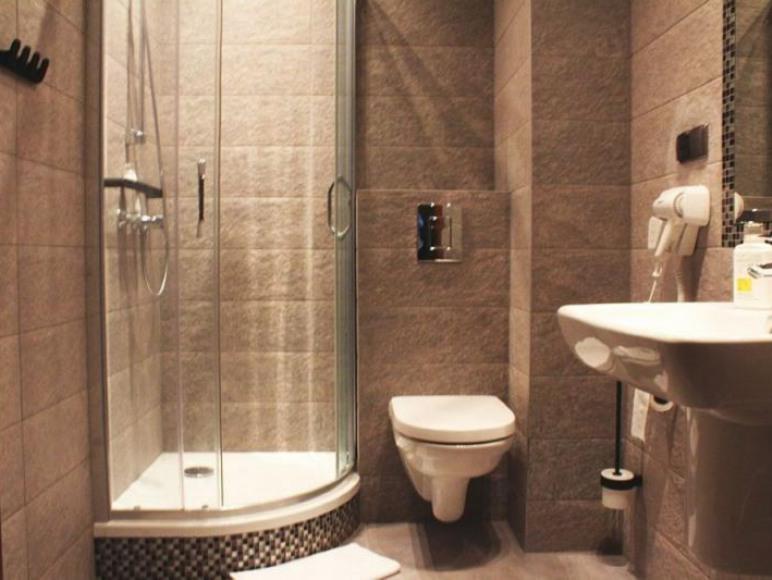 Łazienka w pokoju nr 34