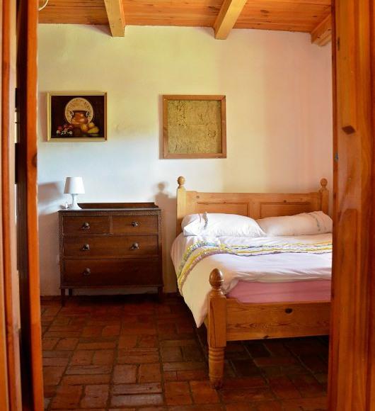 Chata w Bieszczadach - Izba familijna