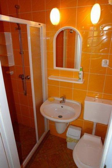 Łazienka w pok.Pomarańczowym