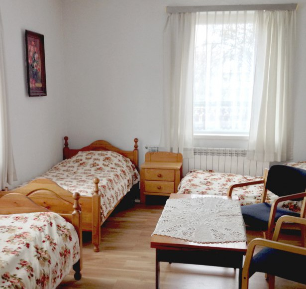 Pokój w Domku Babci