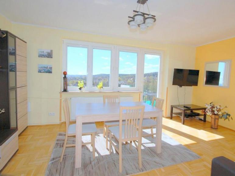 Apartament z widokiem na morze X