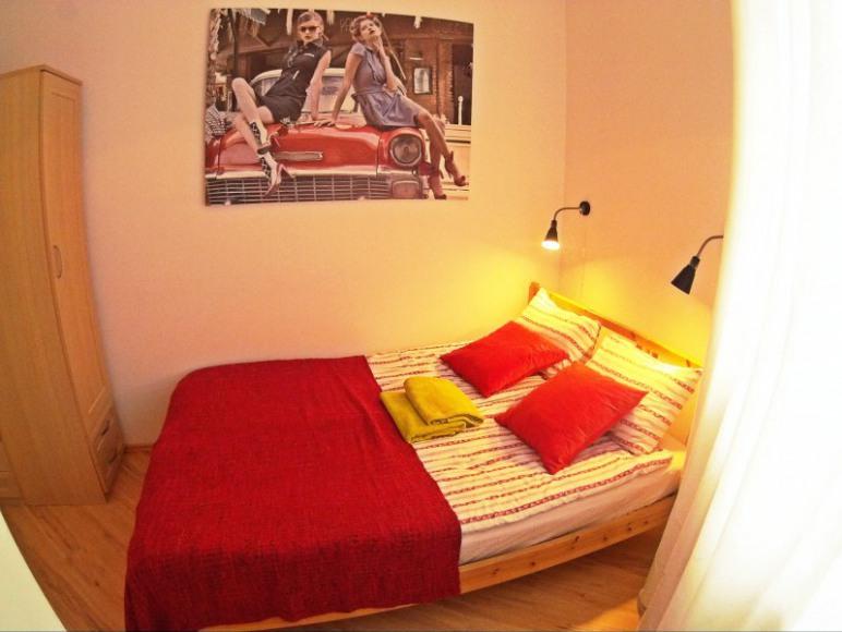 Apartament ul.Przemyska 18 max.4 osoby