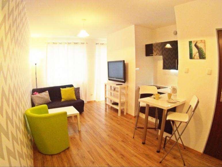 Apartament ul.Przemyska 22 max.4 osoby
