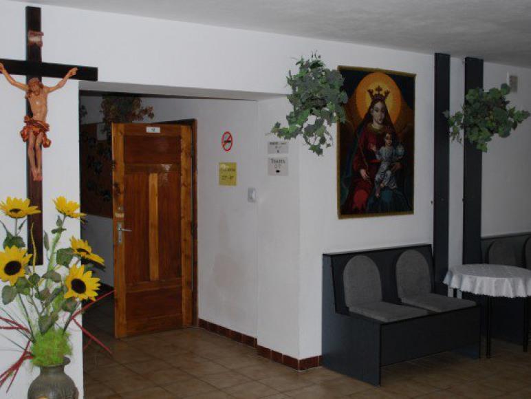 Dom Pielgrzyma im. bł. Jakuba Strzemię