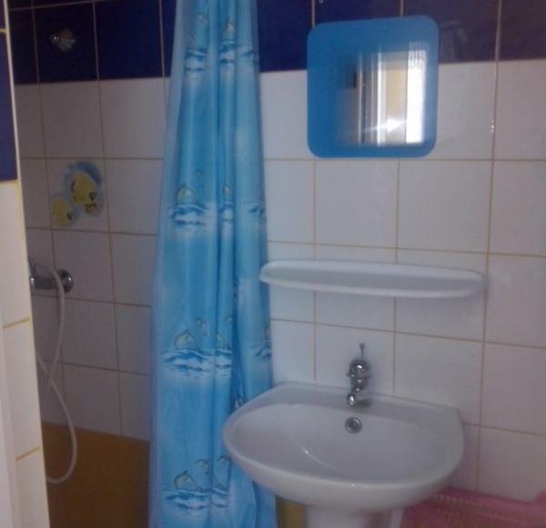 Łazienka do pokoju z widokiem