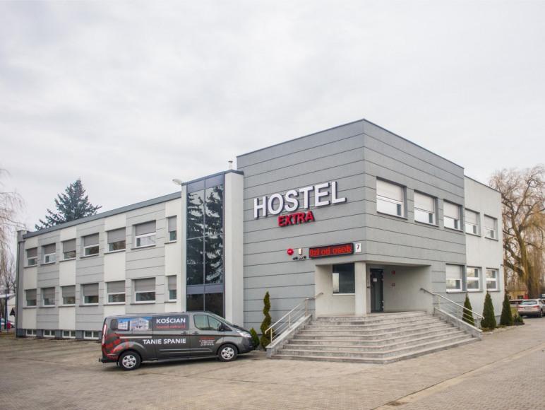 Hostel Extra w Kościanie