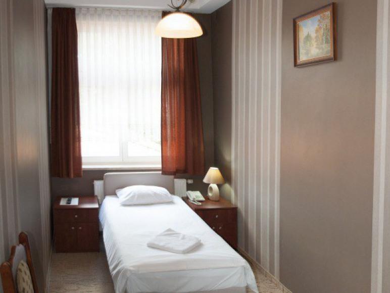 """Hotel """"Nad Rzeczką"""""""