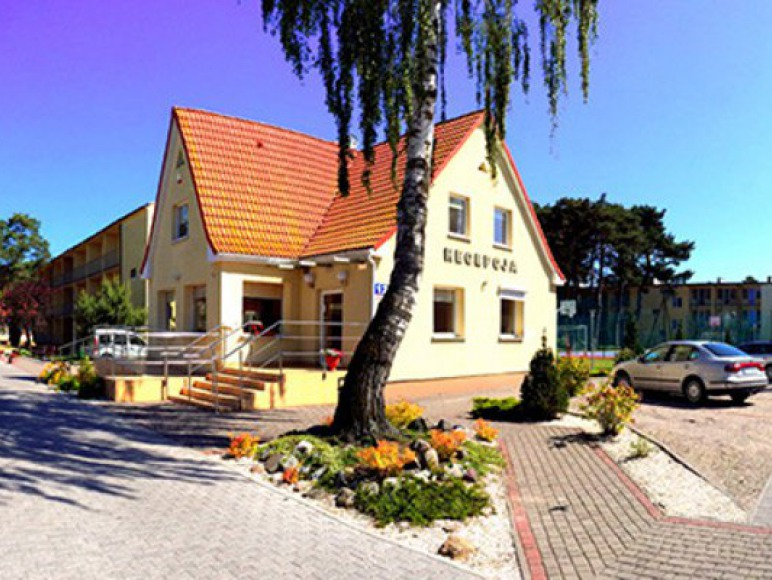 Ośrodek Wypoczynkowo - Rehabilitacyjny Sus