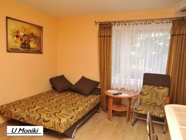 Pokoje komfortowe U Moniki