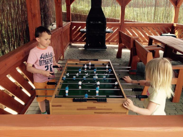 Stacja Lato Domki Dla Rodzin z Dziećmi