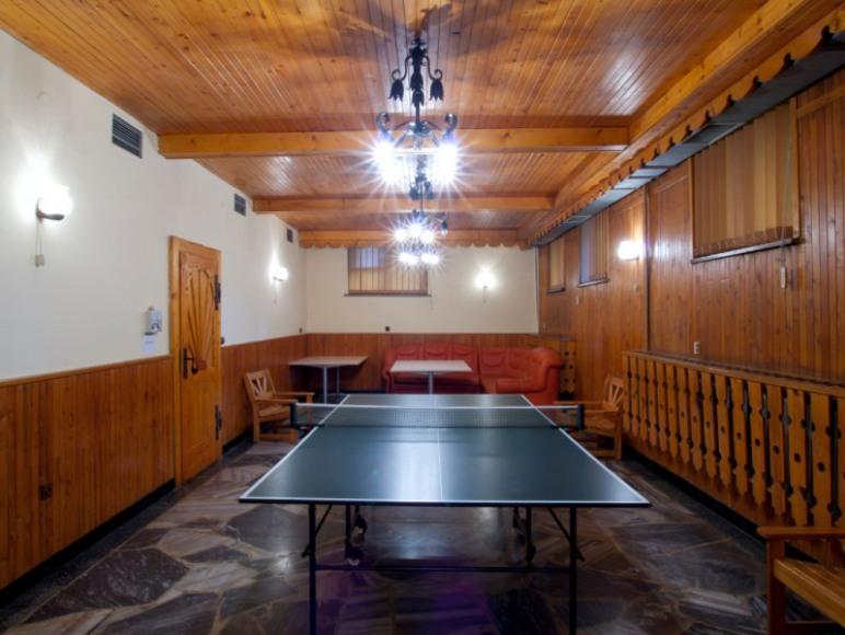 Willa Orla - ping pong za free