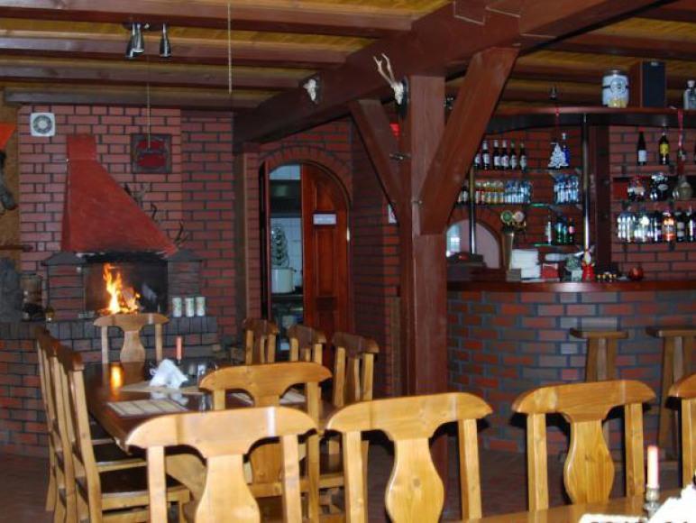 Zajazd i Restauracja Myśliwskie Zacisze