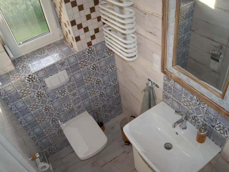 Pokój 1/łazienka