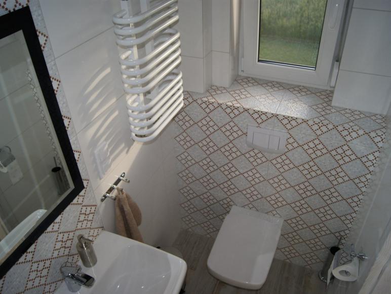 Pokój 2/łazienka