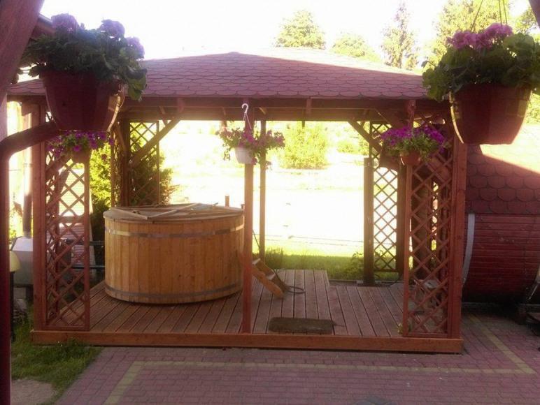 jaccuzzi i sauna